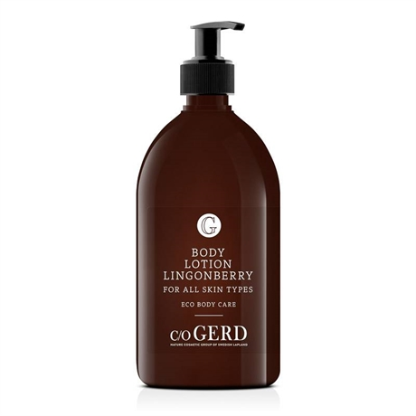 Body Lotion Lingonberry, ECO Body Care, 500 ML