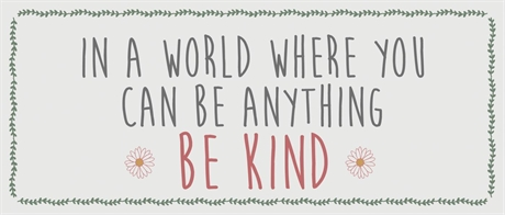 PLÅTSKYLT – IN A WORLD WHERE YOU CAN BE ANYTHING BE KIND