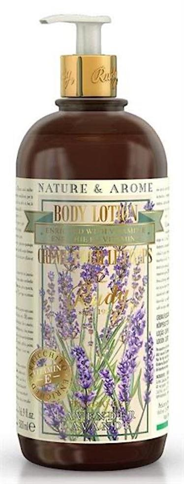 Apothecary Hand & Body Lotion Lavender & Jojoba Oil 500ml