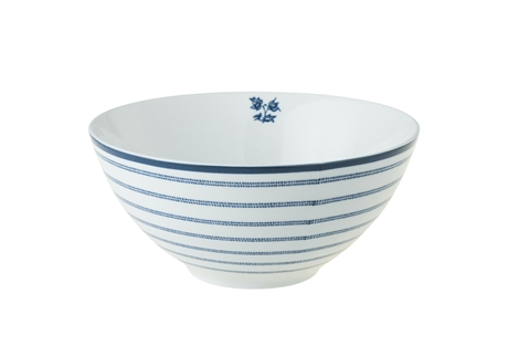 SKÅL / BOWL 13 CANDY STRIPE, 42CL ASHLEY