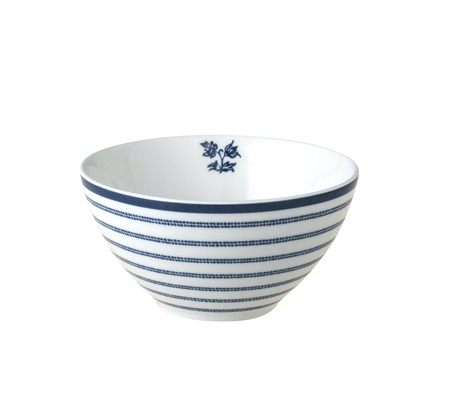 LITEN SKÅL / BOWL 9 CANDY STRIPE, 15CL ASHLEY