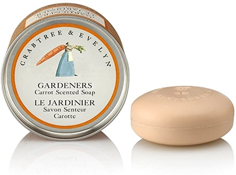 Gardeners Carrot Scented Soap