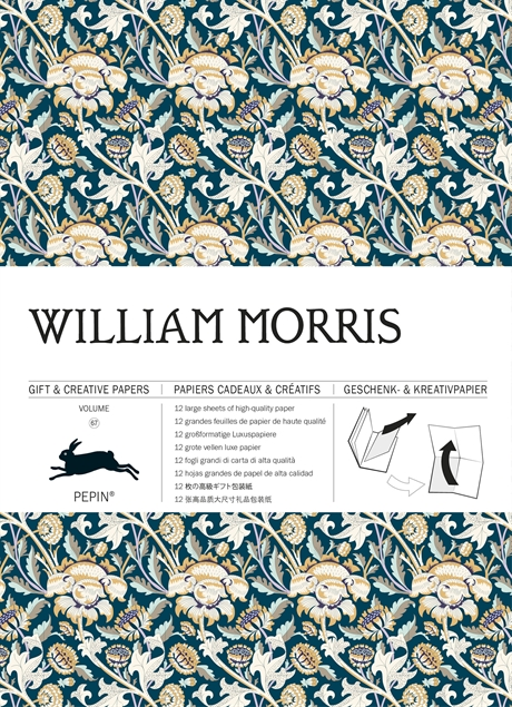 BOK MED PRESENTPAPPER – William Morris