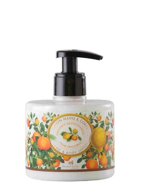 Marseille Hand & Body Lotion Provence 300ml