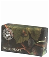 Fast tvål Shea Butter Soap Fig & Grape Luxury 240gr
