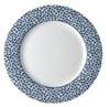 ASSIETTE/FAT 18 CM FLORIS