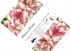 BOK MED PRESENTPAPPER – Flower prints